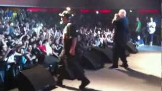 PSYCHO REALM - PSYCHO CITY BLOCKS (santiago, chile 31/08/2012)