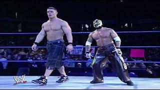 John Cena  Rey Mysterio vs Big Show  Chavo Guerrero SD February 26, 2004 part 1