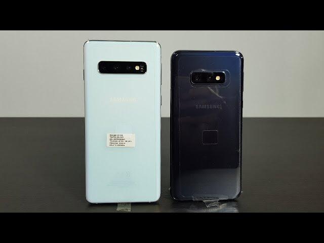 Samsung Galaxy S10 vs S10e | Review & Perbandingan (Indonesia)