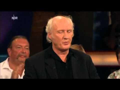 Herman van Veen in der NDR Talkshow (2009)