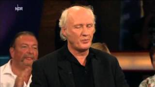 Herman van Veen in der NDR Talkshow 2009
