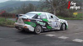 Vidéo Rallye Vallon de Marcillac 2015