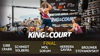 FULL Final | Beach Volleyball | King of the Court Antwerp 2018