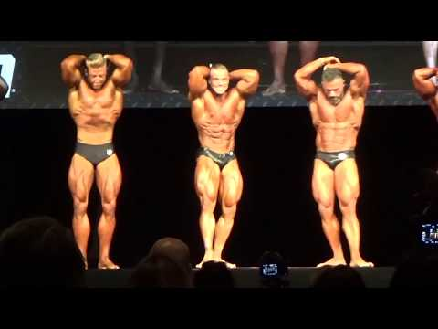 Dennis James Classic -Physique Pro Div., 1st Callout, David Hoffmann,Mike Sommerfeld,Urs Kalecinski