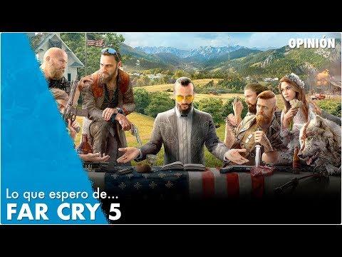 FAR CRY 5: ¿Qué espero del juego? | Jota Delgado