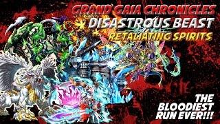 Milko Gaming : Grand Gaia Chronicles Disastrous Beast (Lira) Bloodiest Run Ever