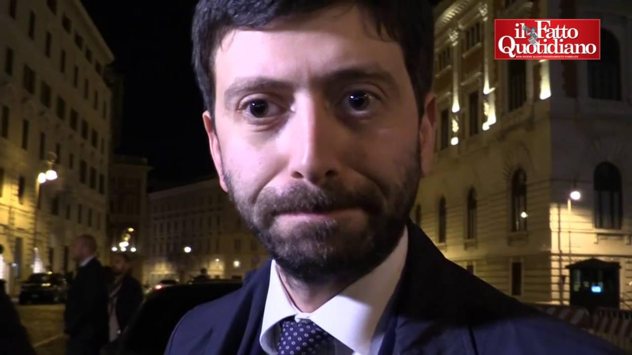 """Comunali, Speranza (Pd): """"Sconsiglio ai nostri candidati foto con Verdini. Dove c'è lui perdiamo"""""""