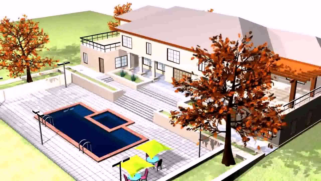 Myvirtualhome Free 3d Home Design Software Download - YouTube