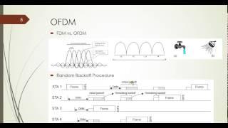 Channel Estimation Study on Wireless OFDM Network