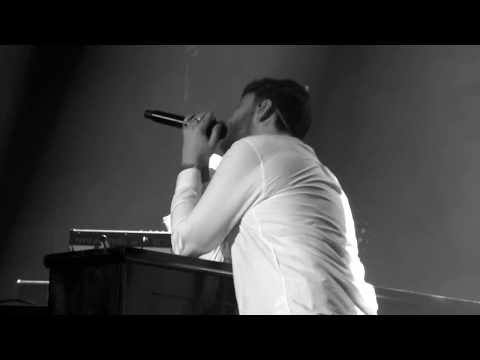 James Arthur ~ Careless Whisper ~ Closeup ~ Birmingham ~ Arenatour