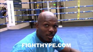 "TIMOTHY BRADLEY SAYS MANNY PACQIUAO HAS THE FASTEST HANDS: ""EVERY SHOT IS FAST AND HARD"""