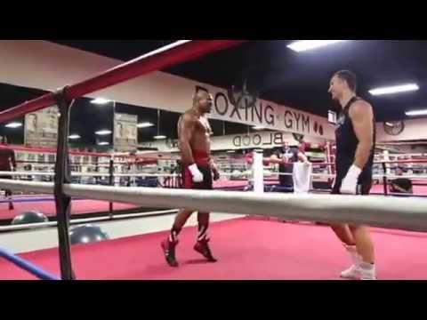 Wladimir Klitschko Shannon Briggs 29 07 2014  fight brawl scuffle