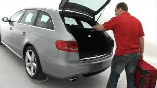 Audi A4 Avant 2012 Videos