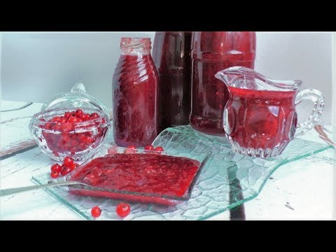 Соус з порічок з вином / Соус из красной смородины с вином / Порічки рецепти на зиму