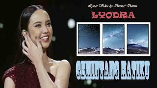 Gambar cover Lyodra - Gemintang Hatiku (Lyrics)
