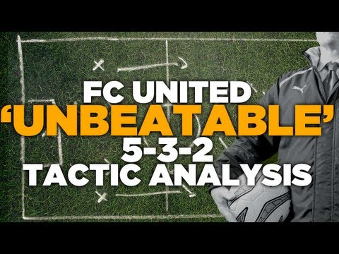 FC United 'Unbeatable' 532 Tactic Analysis  Football Manager 2013 & Football Manager 2014