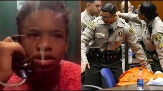 TAY k Almost Faint In Court As Judge Sentenced Him To 55 Years...DA PRODUCT DVD