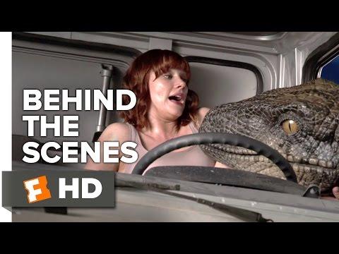 Jurassic World Behind the Scenes - Dinosaurs & DNA (2015) - Chris Pratt Movie HD