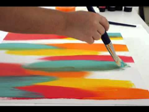 DIY projects ideas for canvas painting - YouTube