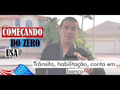 Começando do Zero - USA - Temporada 01 - Episódio 04 - Trânsito, Habilitação, Conta em Banco