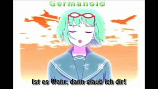 [Vocaloid] [German] Coward Montblanc (Sonika)