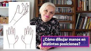 19 ¿Cómo dibujar manos en diferentes posiciones?
