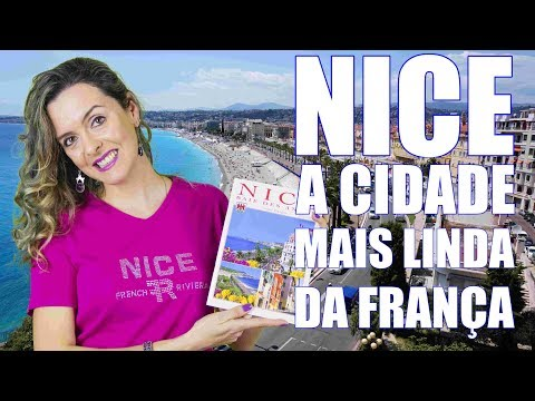 Porque vc  TEM que conhecer NICE, a cidade mais linda da FRANÇA | Côte d'azur | Riviera francesa #15