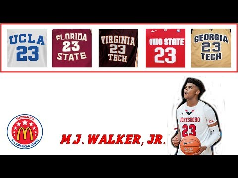 James Walker, Jr. Decision 2017