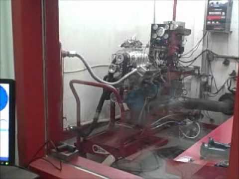 Dyno Test Blown 4.3 V6 Crate Engine