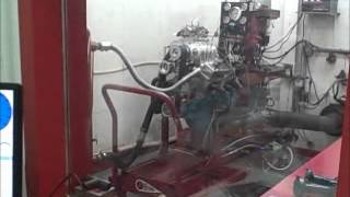 Dyno Test Blown 4.3 V6 Crate Engine