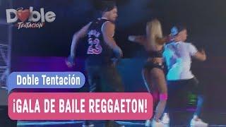 Doble Tentación - ¡Gala de baile Reggaeton! / Capítulo 106