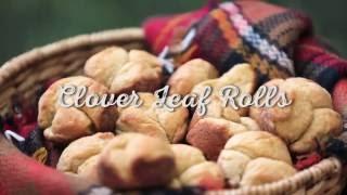 How to Make: Clover Leaf Rolls