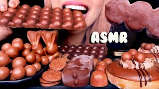 ASMR CHOCOLATE PARTY | MALTESERS | CRUNCHY EATING SOUNDS | MUKBANG 먹방