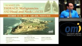 Surveillance imaging in detection of recurrence in treated stage III NSCLC patients - Manish Thakur