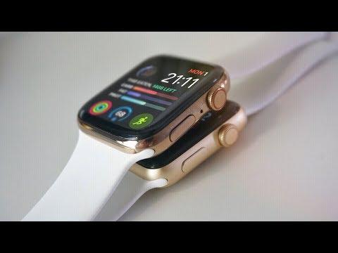 Stainless Steel vs Aluminium Apple Watch