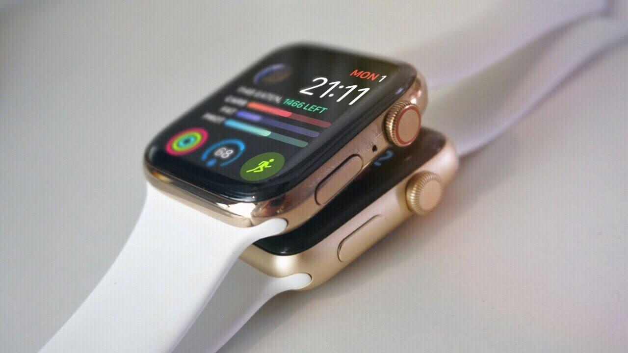 Stainless Steel Vs Aluminium Apple Watch Youtube