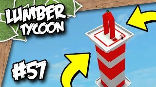 Holz Tycoon 2 #57 - WORLDS TALLEST TOWER (Roblox Holz Tycoon)