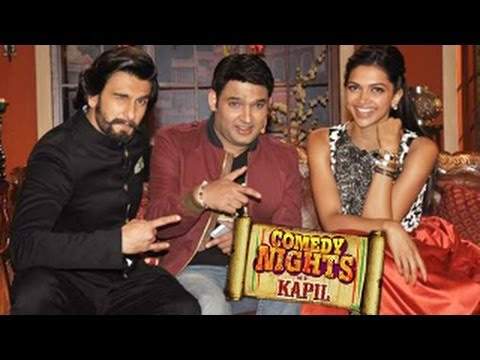 Deepika Padukone & Ranveer Singh on Comedy Nights with Kapil-10th November 2013 episode Travel Video