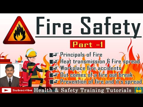 Fire Safety   Part 1