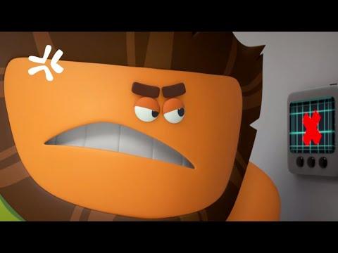 Мультфильм про гнев для детей
