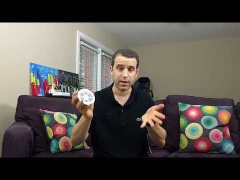 iSpin Original Hand Spinner Fidget Spinner Demo and Review