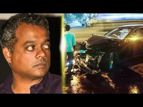 SHOCKING: Gautham Menon Car Accident at ECR | Latest Update | TK 654