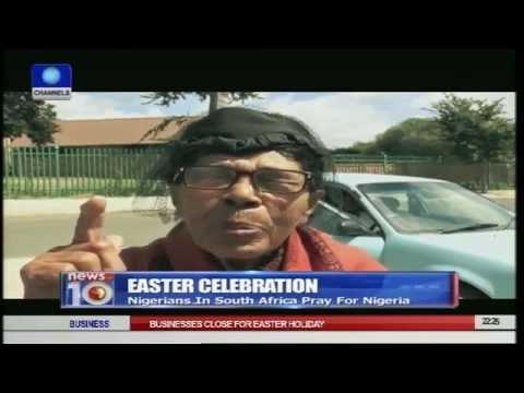 News@10: Eleme Residents Protest Cold Blood Killings 05/04/15 Pt.2