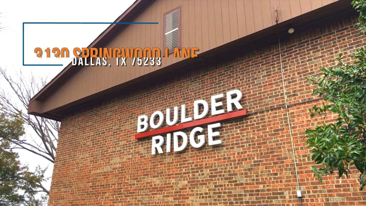 Boulder Ridge Senior Housing Dallas Value Added