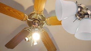 Westinghouse Lighting Led Ceiling Fan Light Kit Installation
