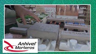 Morteros autonivelantes de anhidrita para suelo radiante ANHIVEL