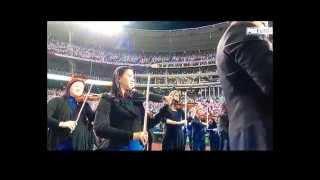Kansas City Symphony Plays National Anthem MLB World Series 2014