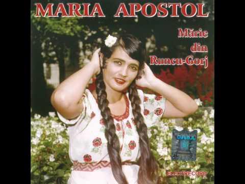 Maria Apostol - Puiul Meu, De La Plenița