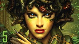 Древнегреческая Мифология. 5 Легендарных Существ из Греческой Мифологии