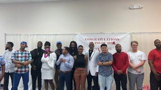 Global Vocational Training Center May 2021 Graduating Class